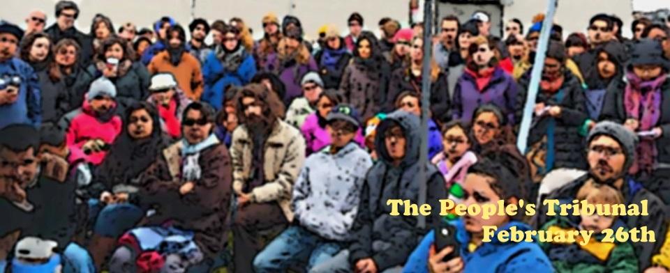 People's Tribunal @ Northwest Detention Center | Tacoma | Washington | United States