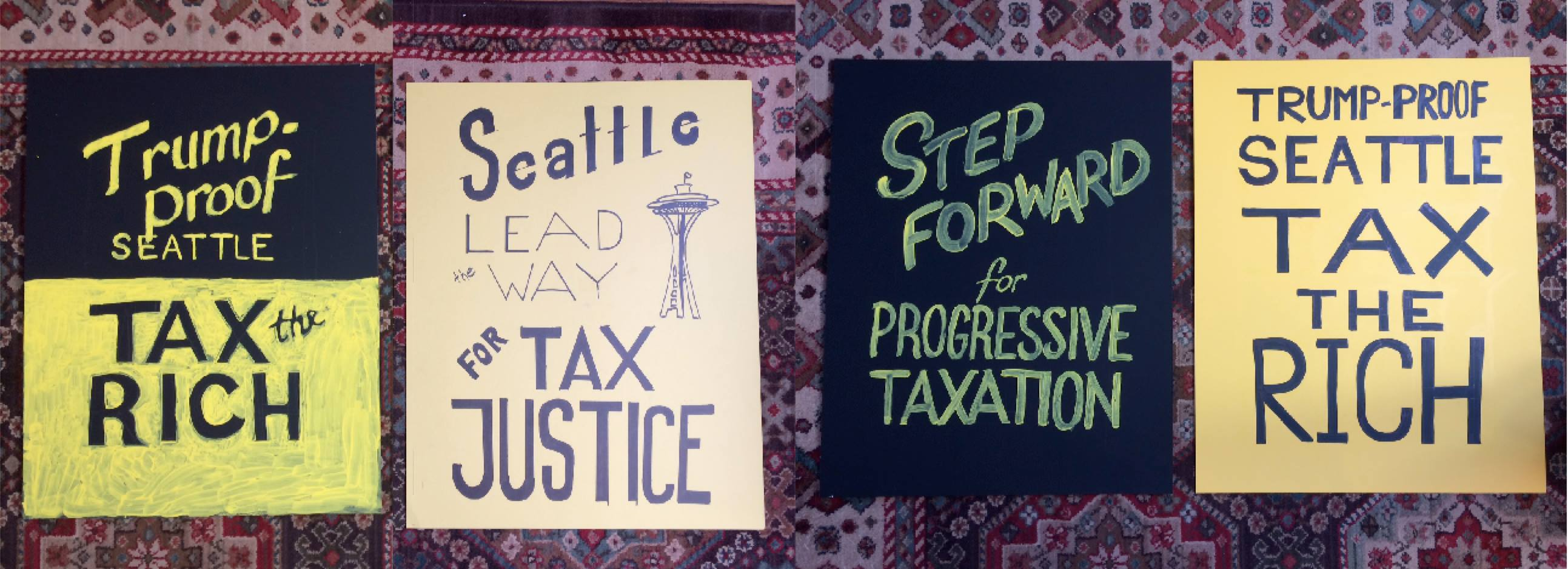 First Court Hearing on Seattle Income Tax @ King County Courthouse | Seattle | Washington | United States