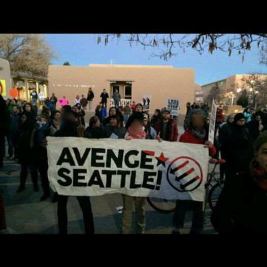 UW: All Out Against Fascism and Hate! @ Red Square, UW | Seattle | Washington | United States