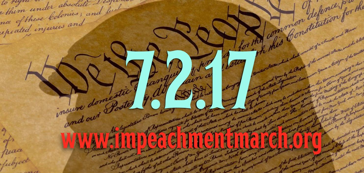 Impeachment March - Seattle @ Seattle Center | Seattle | Washington | United States