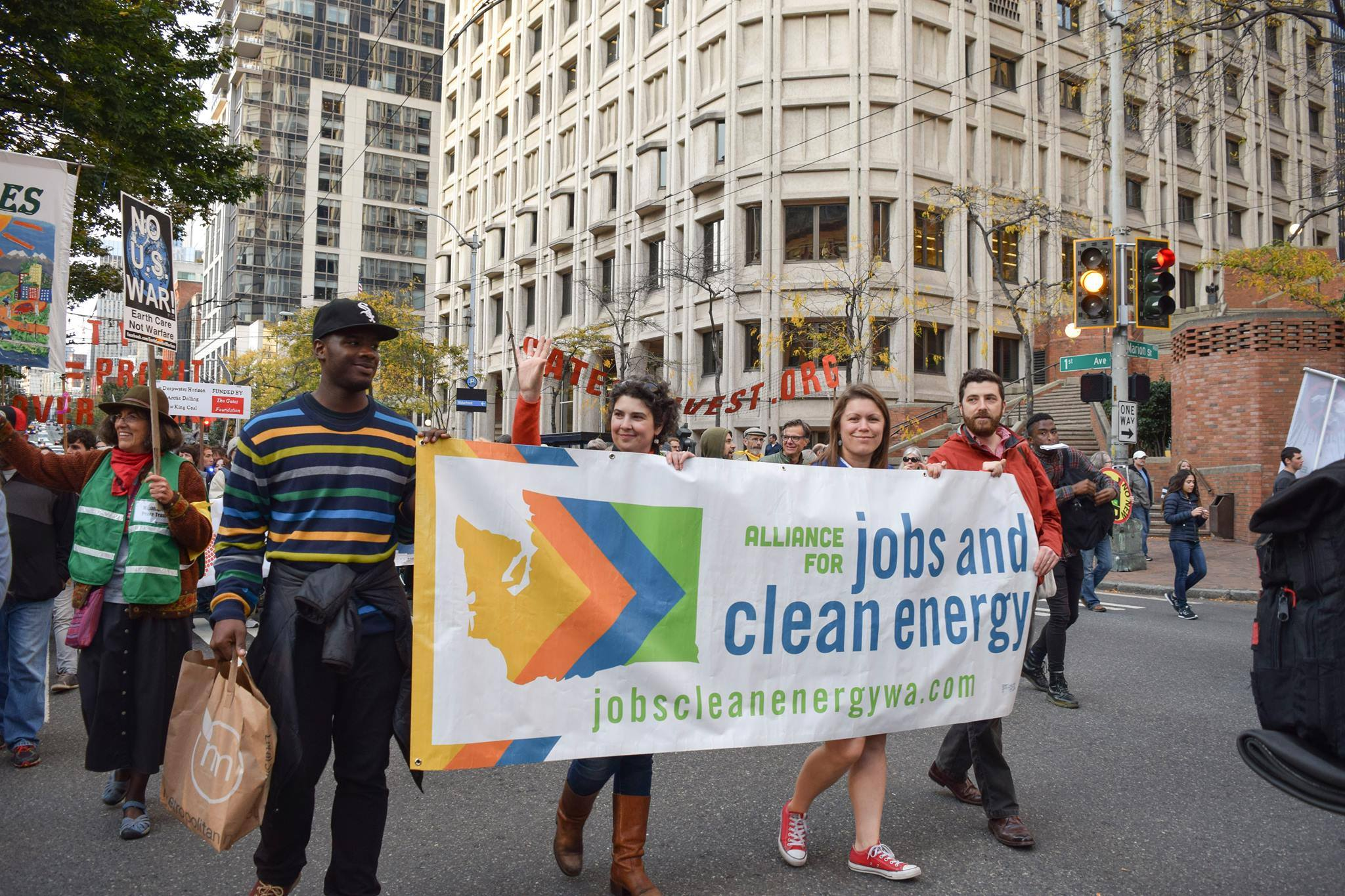 Jobs and Clean Energy Campaign Kickoff! @ Centilia Cultural Center | Seattle | Washington | United States