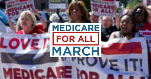 Medicare For All March @ Henry M. Jackson Federal Building | Seattle | Washington | United States