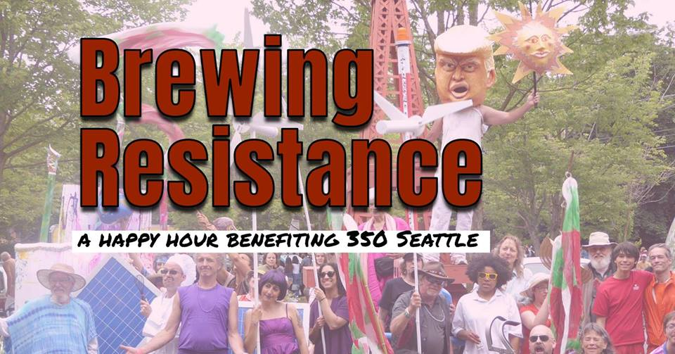 Brewing Resistance @ Floating Bridge Brewing | Seattle | Washington | United States