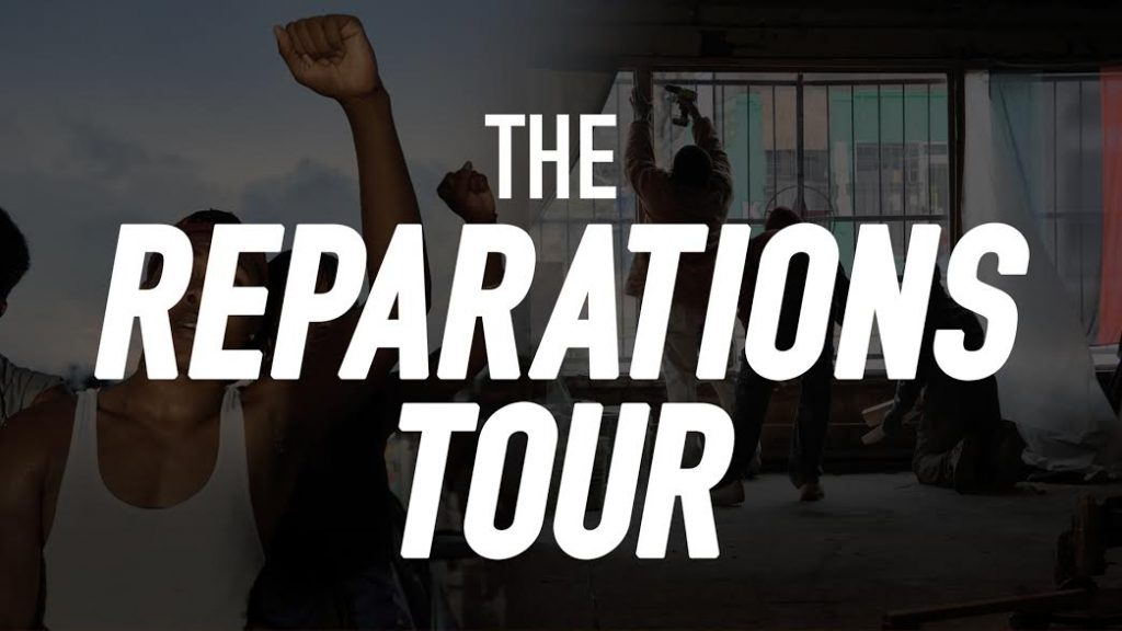 The Reparations Tour (Seattle) @ University Heights Center | Seattle | Washington | United States