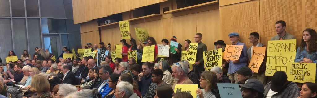 Public Hearing: Big Business Tax for Housing, Shelter, Services @ Seattle City Hall | Seattle | Washington | United States